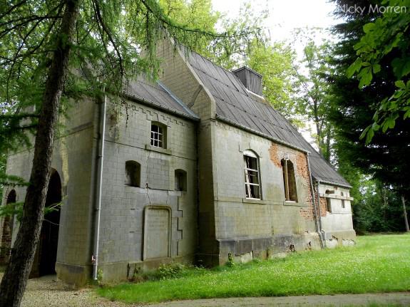 Sint-Joriskapel (Terbiest), Melveren (Sint-Truiden)