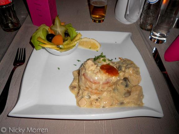 Eten bij De Lepelaar