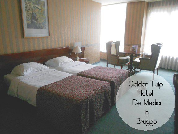 BRUGGE | Hotel Golden Tulip De' Medici
