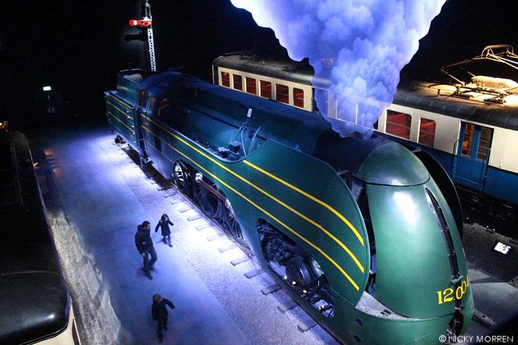 TRAIN WORLD | SCHAARBEEK
