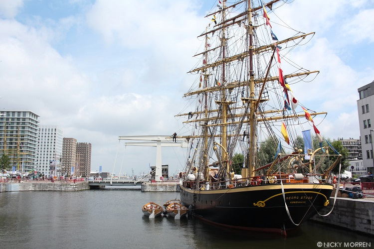 TALL SHIPS RACES 2016 | ANTWERPEN