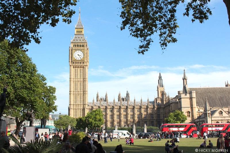 4 DAGEN LONDEN | TRAVEL REPORT