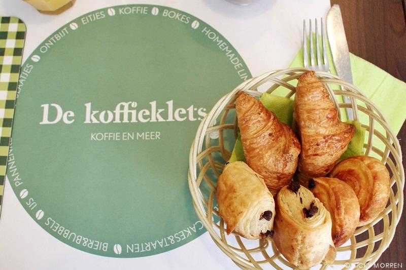 ONTBIJTEN BIJ DE KOFFIEKLETS | SCHERPENHEUVEL-ZICHEM