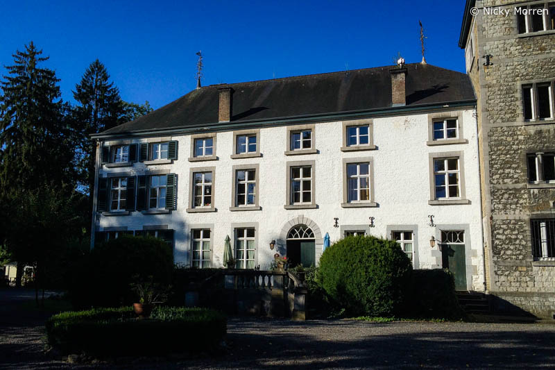 CHATEAU DIEUPART | AYWAILLE