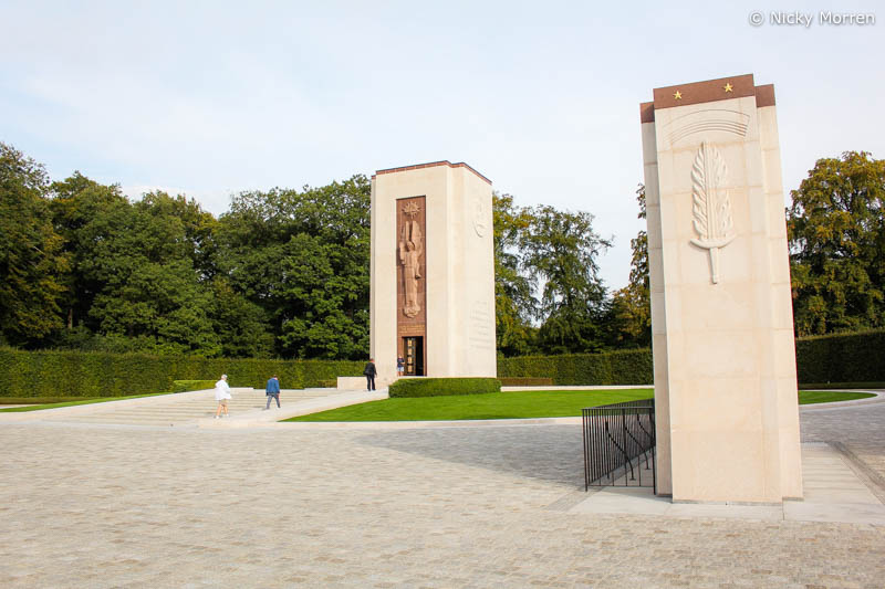 American Cemetary and Memorial Luxemburg