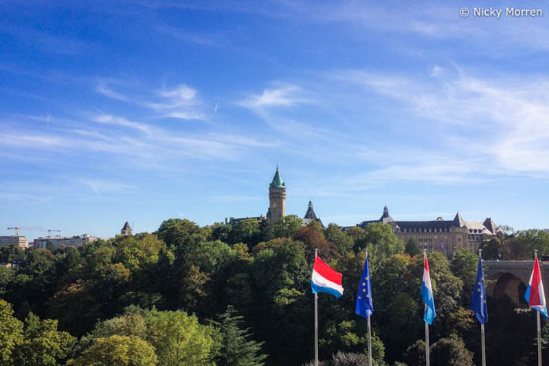 WEEKEND LUXEMBURG | TRAVEL REPORT