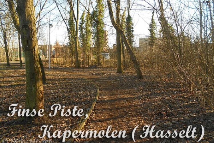 HASSELT | Finse Piste Kapermolen