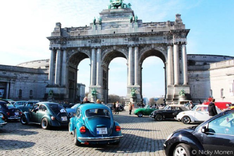 LOVE BUGS PARADE IN BRUSSEL | ZO 15.02.2015