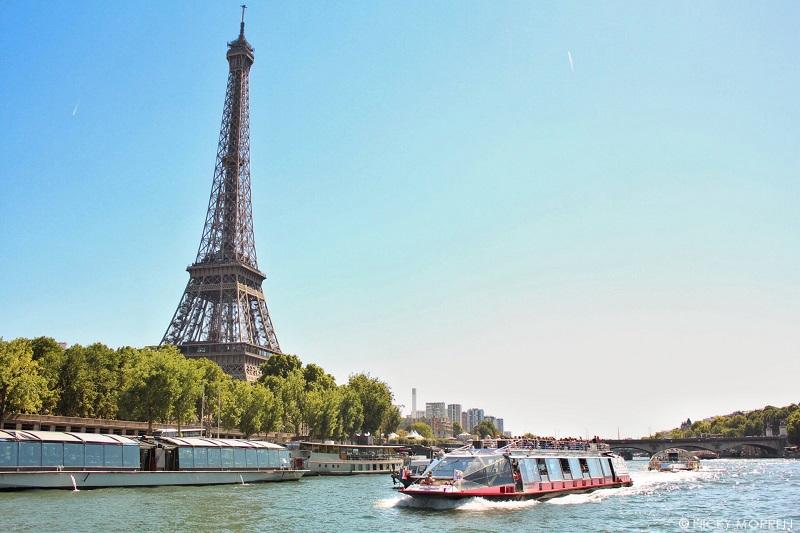 BOOTTOCHT OP DE SEINE | PARIJS