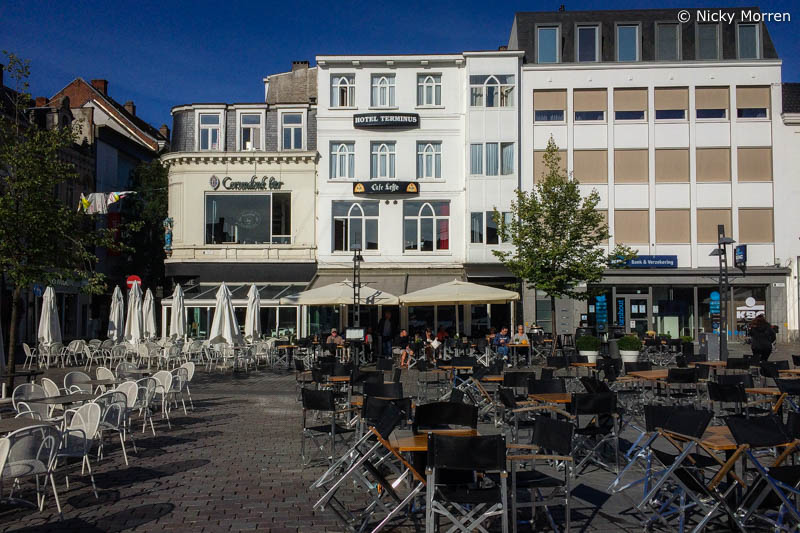 HOTEL TERMINUS | TURNHOUT